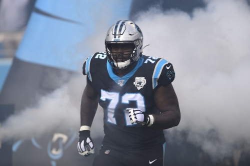Final 2020 PFF ratings for all Panthers offensive players