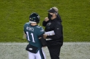 """Report: Eagles firing Doug Pederson """"significantly increases chances of Carson Wentz staying in Philadelphia"""""""