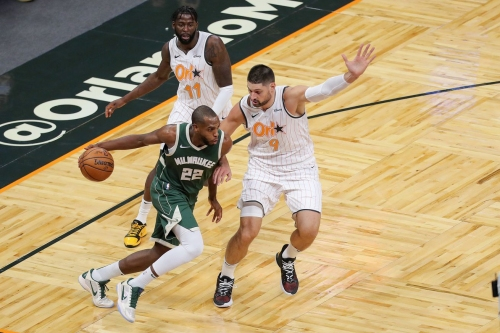 Milwaukee vs. Orlando: Bucks Take Care of Magic, 121-99