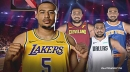 Lakers' Talen Horton-Tucker draws trade interest from 'multiple teams'