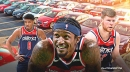 Wizards' Bradley Beal now confident Washington can guard parked cars