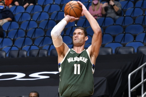 Panic? At the 4-1-Forum: Brook Lopez and the Bench