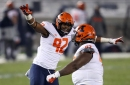 DL Isaiah Gay returning to Illinois in 2021