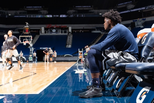Dane Moore NBA Podcast: Anthony Edwards, LaMelo Ball, James Wiseman NBA Film Review