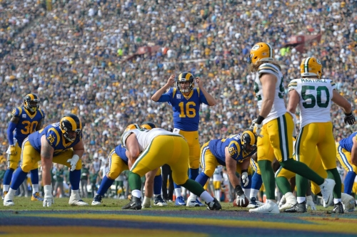 Packers can follow familiar formula to stop Rams offense