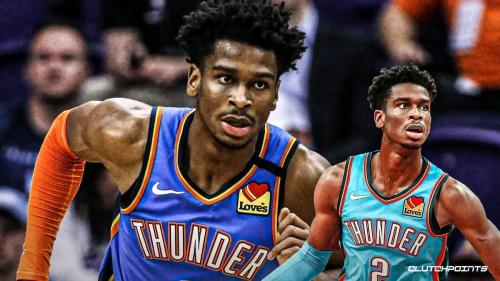 NBA odds: Spurs vs. Thunder prediction, odds, pick, and more