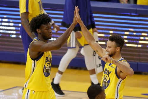 Warriors acing their biggest questions through first 10 games