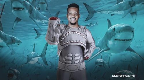 Blazers star CJ McCollum reveals how he lives his life like a shark