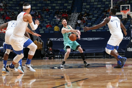 Ball movement is the key to the Hornets' success