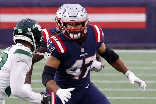 Patriots offseason preview: Fullback position appears to be in good hands