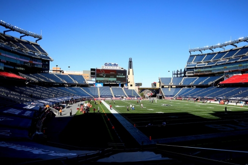 Gillette Stadium to become first mass Covid-19 vaccination site in Massachusetts