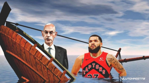 Raptors' Fred VanVleet compares NBA's updated COVID protocols to a sinking ship