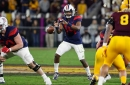 Former Arizona QB Khalil Tate signs futures deal with Eagles