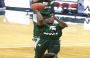 Michigan State basketball's Mady Sissoko, Steven Izzo have COVID-19; game at Iowa still on