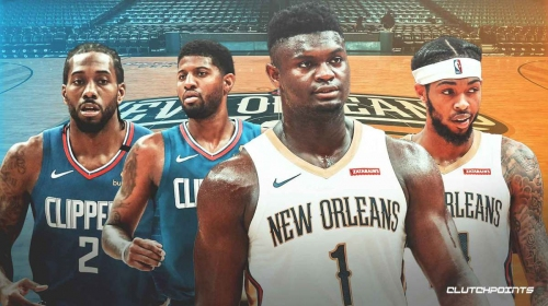 Pelicans star Zion Williamson will miss Clippers matchup due to COVID-19 protocols
