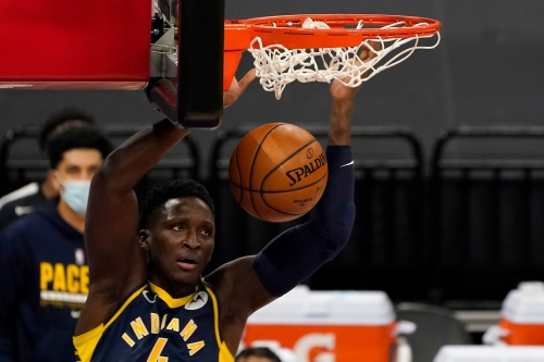 Pacers trade Victor Oladipo to Rockets, get Caris LeVert from Nets