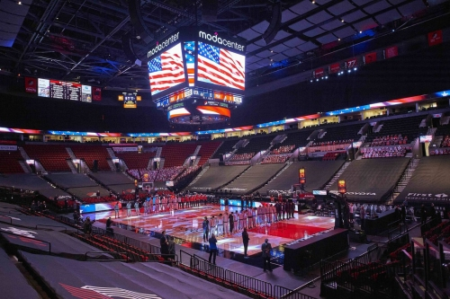 Blazers to Launch New Interactive Experience