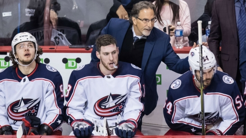 'He wants out': Blue Jackets' Tortorella addresses Dubois' trade request