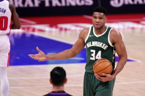 Rapid Recap: Bucks 110, Pistons 101
