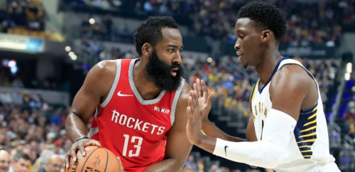 NBA Rumors: James Harden To Nets, Victor Oladipo To Rockets In Four-Team Trade Involving Pacers & Cavaliers