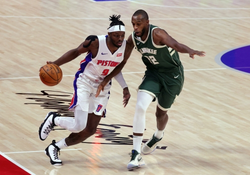 Detroit Pistons still can't solve Milwaukee Bucks despite Jerami Grant's excellence