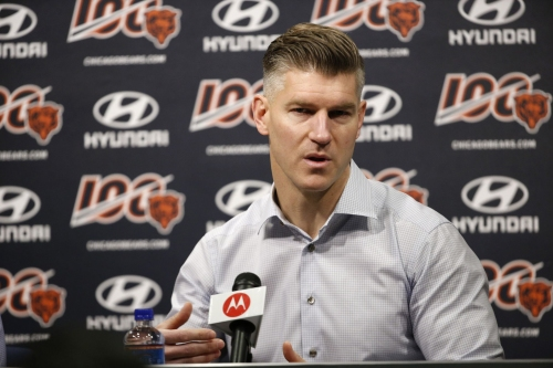 Ryan Pace is on the hunt for a starting quarterback for the 4th time as Chicago Bears GM — but the team believes his 'collaboration' with Matt Nagy will result in the right player this time