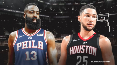 The godfather trade the Sixers needed to offer the Rockets for James Harden