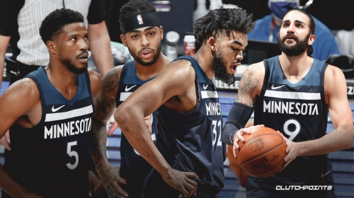 Karl-Anthony Towns sounds off on late Timberwolves collapse