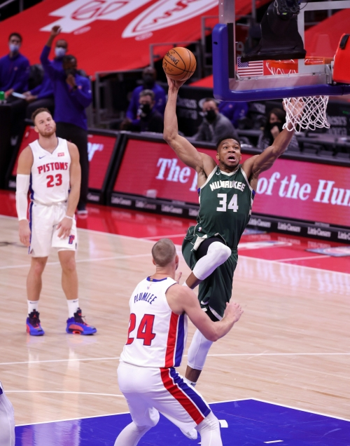 Bucks focused on what they can do to get to NBA Finals, not what other teams are doing to prevent it