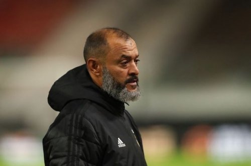 Nuno has one reason not to pick this Wolves XI against Albion