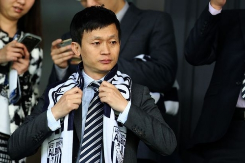 Lai sets out demands as 'three West Brom takeover offers' made