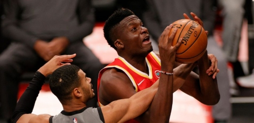 NBA Rumors: Celtics Could Trade Daniel Theis And First-Round Pick To Hawks For Clint Capela