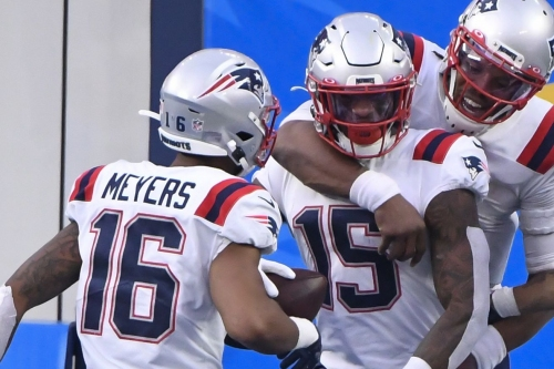 Patriots offseason preview: New England needs to upgrade its wide receiver position