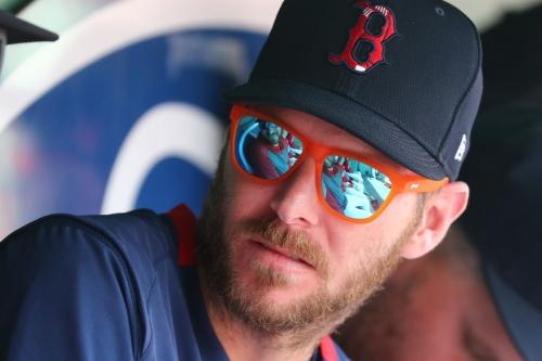 Wait wait wait... the Red Sox are good?