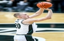 Joey Hauser: Michigan State basketball needs to get 'excited' to face No. 8 Iowa