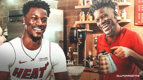 Jimmy Butler hilariously reveals how much he made from Big Face Coffee