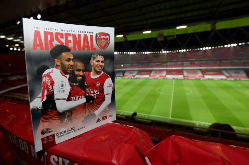 Arsenal vs. Crystal Palace match thread: we're going streaking