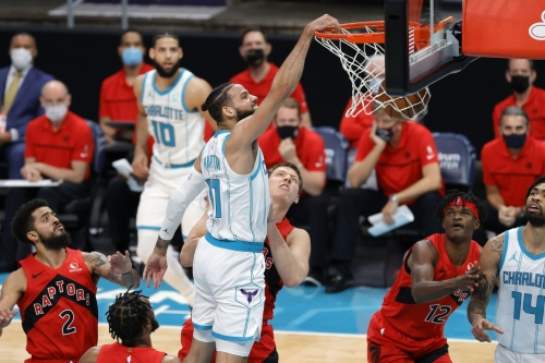 Preview: Hornets are in Tampa to face off against Raptors