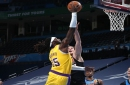 Lakers Highlights: LeBron James, Montrezl Harrell Shine Against Thunder