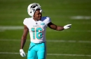 Former Miami Dolphins receiver reportedly signs with Kansas City Chiefs