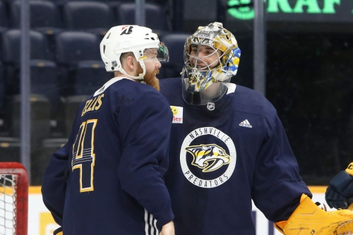 Predators vs. Blue Jackets Preview: For Those About to Rock