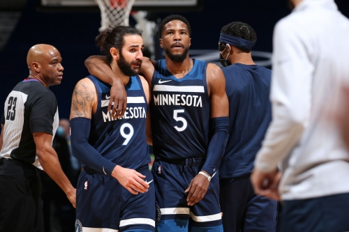 Dane Moore NBA Podcast: The Timberwolves Big-3 and Small-11