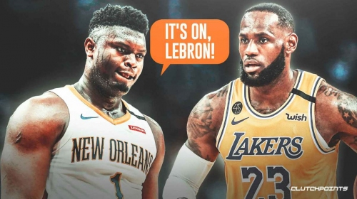 Zion Williamson returning from COVID-19 protocol in time for Pelicans-Lakers grudge match