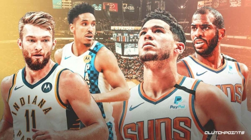 Suns' matchup with Pacers latest NBA postponed game