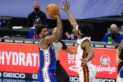 Sixers vs. Heat: 1st Half Thread