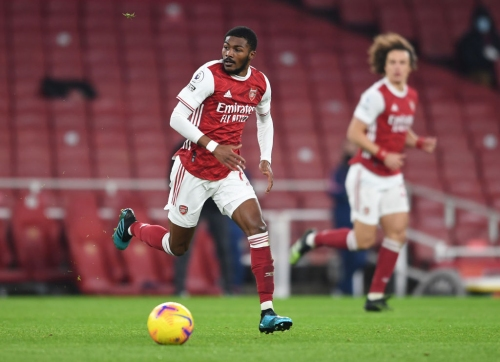 Alex Scott says Ainsley Maitland-Niles was 'off the pace' in Arsenal's draw with Crystal Palace