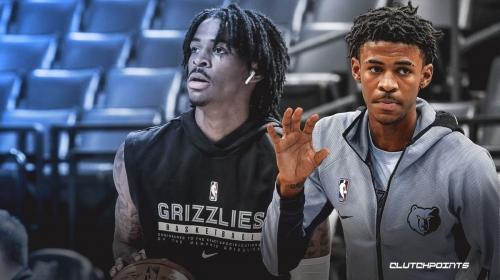 Grizzlies' Ja Morant gets positive upgrade for status vs. Timberwolves after 2 weeks