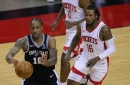 Rockets vs. Spurs game thread