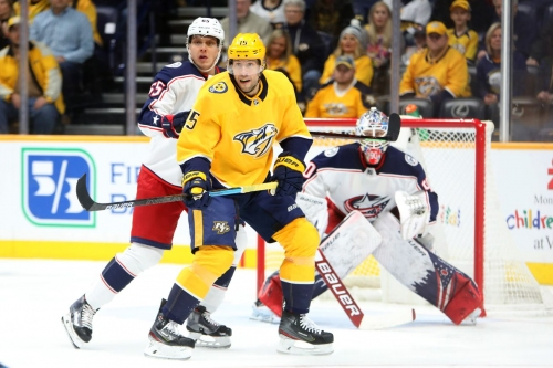 Game Thread: Predators vs. Blue Jackets 1/14/21