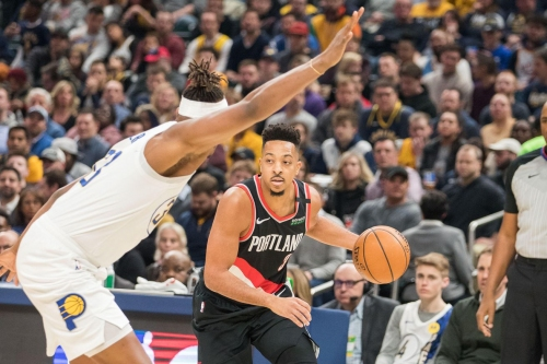 Trail Blazers vs. Indiana Pacers Game Day Thread